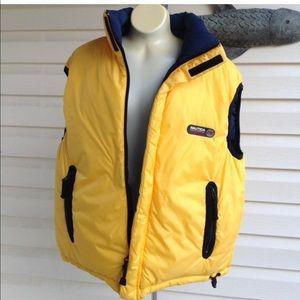 NAUTICA Puffer Vest Size Medium EUC